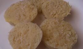 Bosáky - knedlíky napůl ze syrových a napůl z vařených brambor