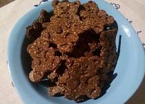 Datlovo-sezamové sušenky (bez lepku)