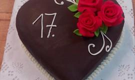 Dort k 17. narozeninám