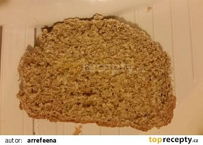 Irský sodný chléb tmavý