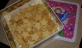 Kokosové hvězdičky od babičky