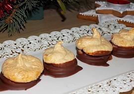 Kokosové medové pusinky