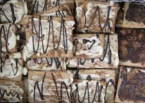 Medovníkové pláty z žitné mouky (měkké)