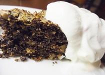 Ořechový makovec bez mouky a cukru