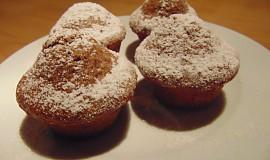 Perníkové muffiny s ořechy