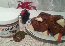 Proteinelová oříšková jogurtovka