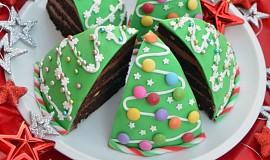 Stromečkový perníkový dortík