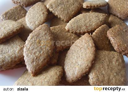 Sušenky z ovesných vloček II
