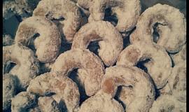 Vanilkové rohlíčky extra ořechové