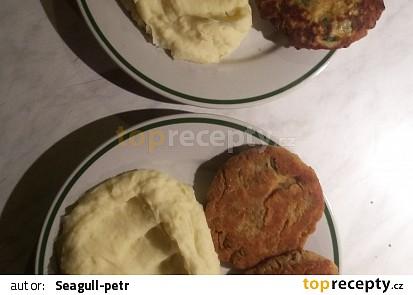 Zeleninové karbanátky z mražené zeleniny