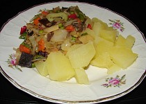 Asijská zeleninová směs