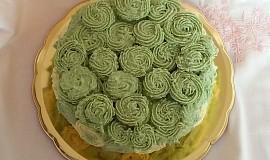 Avokádový dort
