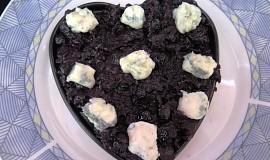 Borůvkový rozvar s Gorgonzolou