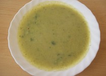 Brokolicovo -  pórková polévka