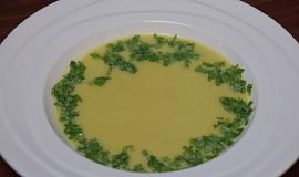 Celerovo - hruškový krém