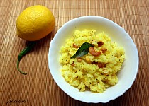 Citronová rýže (indický recept)