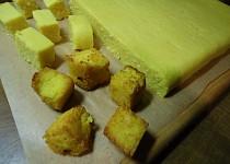 """Cizrnové """"tofu"""""""