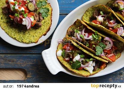 """Cuketové """"tacos"""""""