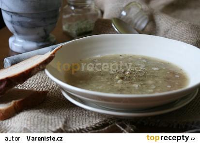 Hrstková polévka II.