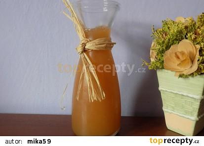 "Jablkovo - zázvorový ""med"""