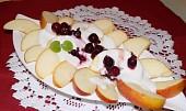 Jablkový salát s jogurtem
