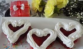 Jednoduchá srdíčka nejen valentýnská