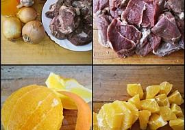 Kančí na pomerančích a skořici