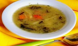 Kedlubnová polévka s batáty