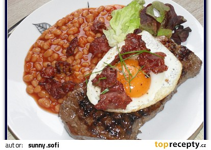 Kovbojský stejk (steak)