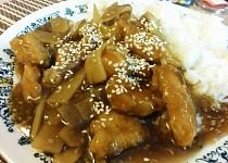 Kuře na sezamu po čínsku