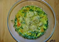 Kváskové knedlíčky do polévky