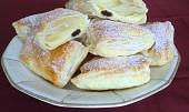 Pudingovo-tvarohové polštářky