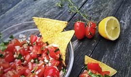 Rajčatová salsa