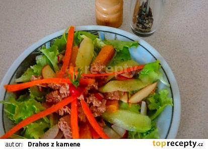 Salát insalatina s tuňákem