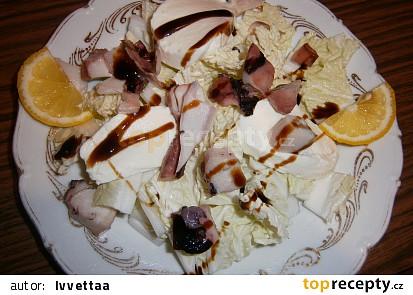 Salát s chobotnicí