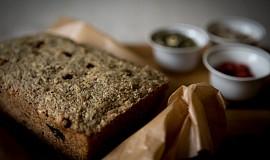Semínkový chléb s psylliem