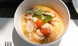 Thajská polévka TOM YAM GOONG