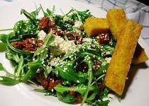 Tříbarevný salát