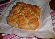 Volánkový chlebík, vhodný k polévkám