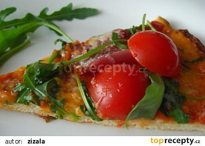 Italské těsto na pizzu 1