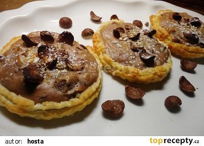 Nutellové koláčky
