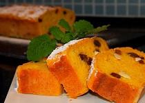 Pomerančový chlebíček II.
