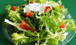 Hlávkový salát s pórkem
