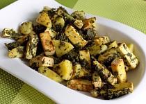 Mangoldová pánev s tofu