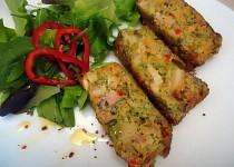 Nákyp s brokolicí a tuřínem
