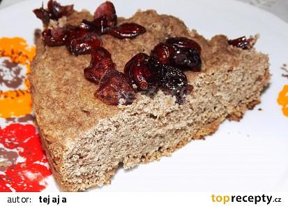 Pohankový koláč