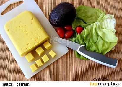 Cizrnové tofu (bez soji)