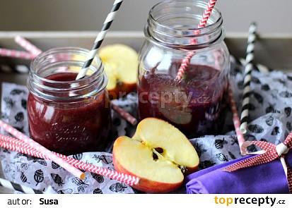 Maqui berry smoothie