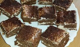 Ořechové řezy bez mouky a cukru