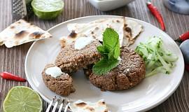 Pohankové tofu karbanátky